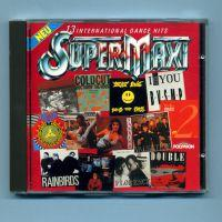 CD Sampler > O - Z Super Maxi - 13 internationale Dance Hits (CD Sampler) Super Maxi - 13 internationale Dance Hits Format:CD Sampler Erscheinungsjahr:1987 Label:Polyphon Records Cat.-No.