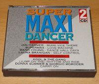 CD Sampler > O - Z Super Maxi Dancer (Doppel CD Sampler) Super Maxi Dancer Format: Doppel CD Sampler Erscheinungsjahr: 1993 Label: Castle Records Cat.-No.