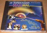 CD Sampler > O - Z Super Power MaxiMal (CD Sampler) Super Power MaxiMal Format: CD Compilation / Sampler Erscheinungsjahr: 1987 Label: Ariola Records Cat.-No.