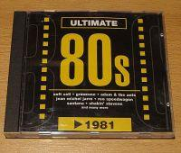 CD Sampler > O - Z Ultimate 80's - 1981 (CD Sampler) Ultimate 80's - 1981 Format: CD Sampler Erscheinungsjahr: 2002 Label: SonyBMG Records Cat.-No.: 987 957-2 1. Soft Cell - Tainted Love (2:40 Min.