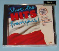 CD Sampler > O - Z Vive les Hits francais! (CD Sampler) Vive les Hits francais! Format: CD Compilation / Sampler Erscheinungsjahr: 1988 Label: WEA Records Cat.-No.