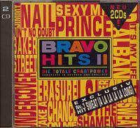 Bravo Hits - Vol. 2 (Doppel CD Sampler) Bravo Hits - Vol. 2 Format: Doppel CD Compilation / Sampler Erscheinungsjahr: 1992 Label: East West Records Cat.-No.: 831 540-2 Tracks: CD 1: 1.) Dr.
