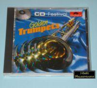 CD Festival - Golden Trumpets (CD Sampler) CD-Festival - Golden Trumpets Format: CD Sampler Herstellungsland: Made in W.-Germany Erscheinungsjahr: 1988 Label: Polydor Records Cat.-No.
