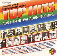 Club Top 13-1/89 (CD Sampler) Club Top 13-1/89 Format: CD Compilation / Sampler Erscheinungsjahr: 1989 Label: Topac / BMG Records Cat.-No.
