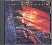 1988 - Summer Olympics Album (US CD Sampler) 1988 - Summer Olympics Album Format: CD Compilation / Sampler Herstellungsland: Made in USA Erscheinungsjahr: 1988 Label: Arista Records Cat.-No.