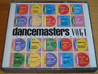 Dancemasters Vol. 1 - The Twelve Inch Mixes (Doppel CD) Dancemasters Vol.