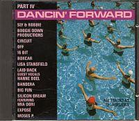 Dancin' Forward - Vol. IV (CD Sampler) Dancin' Forward - Vol. IV Format: CD Compilation / Sampler Erscheinungsjahr: 1989 Label: Ariola Records Cat.-No.