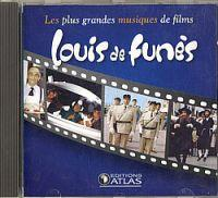 de Funes, Louis - Grandes musiques de films (CD Sampler) Louis de Funes - Grandes musiques de films Format: CD Compilation / Sampler Herstellungsland: Made in France Erscheinungsjahr: 2004 Label: