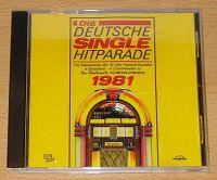 Deutsche Single Hitparade 1981, Die (CD Sampler) V/A - Die Deutsche Single Hitparade 1981 Format: CD Sampler Erscheinungsjahr: 1992 Label: Polyphon Records Cat.-No.