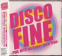 Disco Fine - PWL Hits & Super Euro Trax (Japan CD + OBI) Disco Fine - PWL Hits & Super Euro Trax Format: CD Compilation / Sampler Herstellungsland: Made in Japan OBI: JA Erscheinungsjahr: 2003 Label: