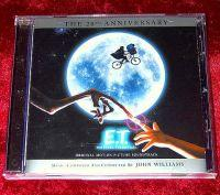 E.T. - Soundtrack (CD Sampler) by John Williams E.T. - Soundtrack Format: CD Sampler (Soundtrack) Erscheinungsjahr: 1982 / 2002 Label: Universal Records Cat.-No.