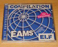 EAMS Compilation - Vol. 11 (CD Sampler) EAMS Compilation - Vol. 11 Format: CD Sampler Erscheinungsjahr: 1997 Label: EAMS Records Cat.-No.: EAMS 4010-2 Zustand: sehr guter Zustand 1.