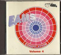 EAMS Compilation - Vol. 4 (CD Sampler) EAMS Compilation - Vol. 4 Format: CD Compilation / Sampler Erscheinungsjahr: 1994 Label: EAMS Records Cat.-No.
