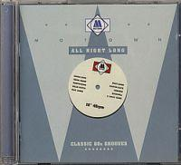 All Night Long - Classic 80s Grooves (Doppel CD Sampler) All Night Long - Classic 80s Grooves Format: Doppel CD Sampler mit Maxi Versionen Erscheinungsjahr: 2003 Label: Universal Records Cat.-No.