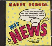 Happy School - Hit News (CD Sampler) Happy School - Hit News Format: CD Compilation / Sampler Erscheinungsjahr: 1989 Label: CBS Records Cat.-No.