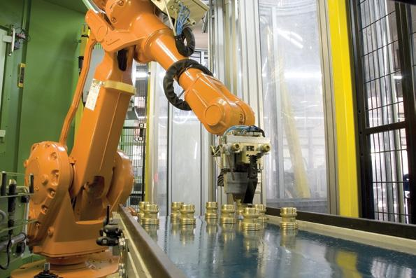 MSC Software: Designing Better Industrial Robots with Adams Multibody Simulation Software Introduction Industrial robots are increasingly being used in a wide range of applications where their speed,