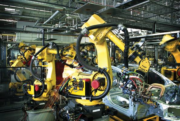 Designers of the new generation of industrial robots face many challenges such as increasing operating speed while maintaining positioning accuracy and avoiding excessive vibration in applications