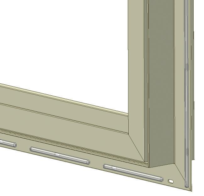 The window is the correct size and specification. b. The unit is free from any damage or defects. C) Contact your nearest Windsor distributor if there are any problems with step B above.