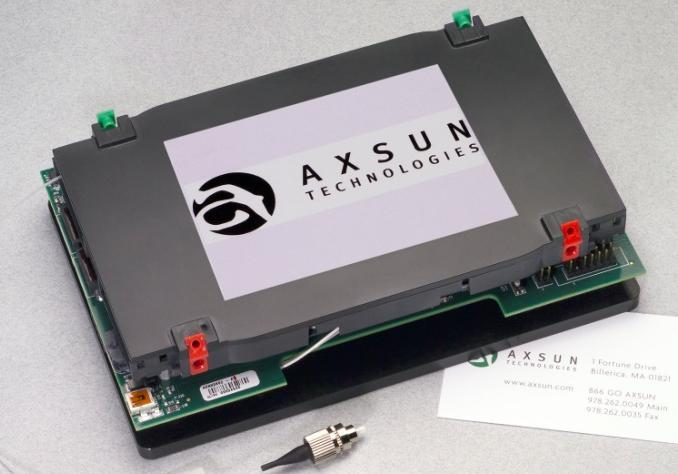 Benchtop Engine Axsun