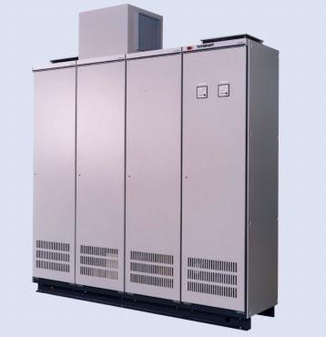 Operating Characteristics Load dependent Short circuit supporting Low voltage gradient dv/dt Black start capability Digital open and closed loop control High reliability and availability
