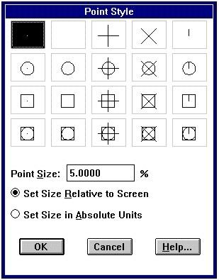 AutoCAD Essentials Other settings Larger drawings require adjustments for items like dimensions and crosshatch patterns.