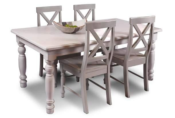 HILL COUNTRY DINING Available in GRAY AND