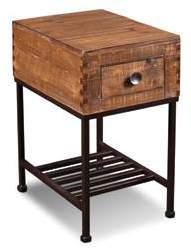 End Table 22 x 22 x 23 H1920-300