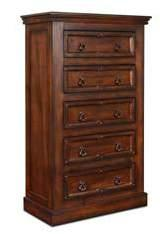 42 H4505-330-BRN Mandalay Brown Chest 36 x 18 x 61 1/2 H4505-002-BRN Mandalay Metal 5/0 Brown Hdbd 68 x 5 x 69 3/4