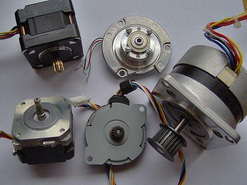 Types of motor (Source : Wikipedia ) PREREQUISITES A basic understanding of what is meant by motors is required.