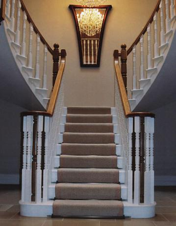 Traditional staircases Our passion for the