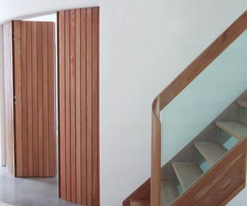 Utilising the same quality hard woods seen in our traditional staircase designs, our contemporary collections offer the same bespoke