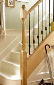 Available in WHITE OAK Available in BLACK 13 step Project FROM 600 PRE- DRILLED RAILS ideal quick & easy diy project