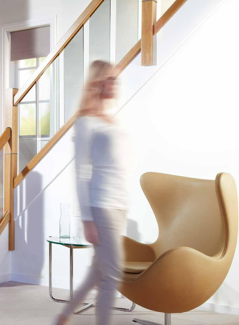 Upgrade the look and feel of your staircase THE CONTEMPOR INNOVATIVE
