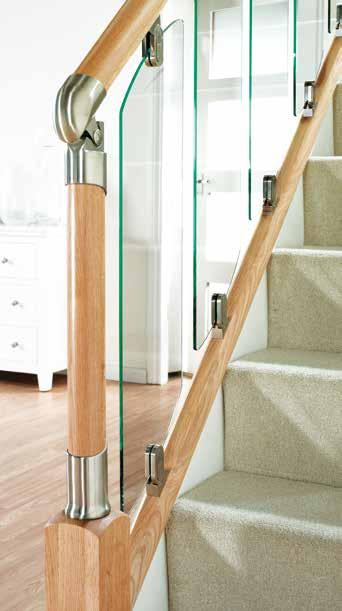 glass ELEMENTS baluster & glass ALSO