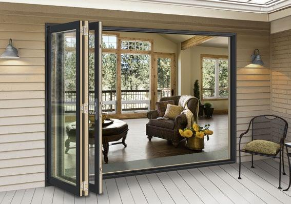 Thank you for selecting JELD-WEN products. Attached are JELD-WEN s recommended installation instructions for Siteline/W-4500 Folding Doors. Read these instructions thoroughly before beginning.