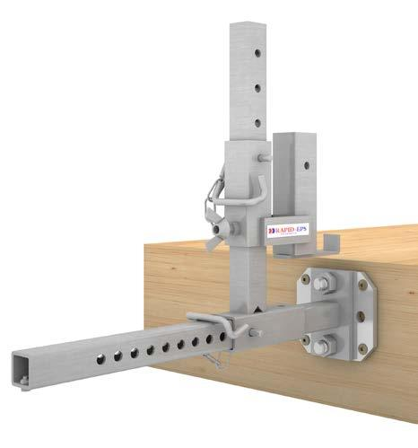 STANDARD SUPPORT POST INSTALL ADAPTER FACEPLATE TIMBER INSTALLATION GUIDE NA041 EU041 ADAPTER FACEPLATE PLACE POST INTO SOCKET BASE.