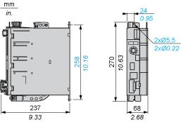 Product data sheet Dimensions Drawings