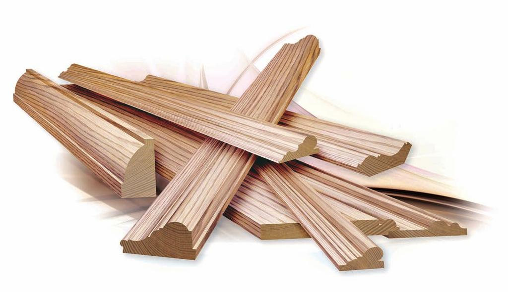 TIMBER MOULDINGS FAST TURNAROUND