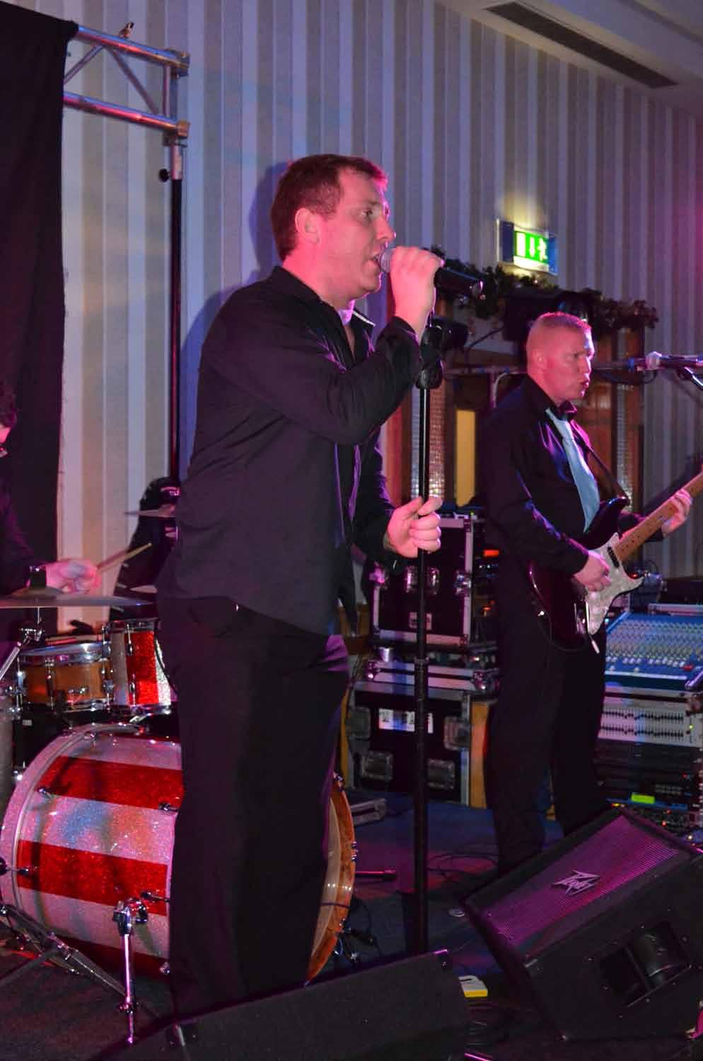 Drawing on a vast repertoire of songs and musical styles enables The Boogie Band to adapt to suit any audience. The Boogie Band make sure they keep a few diary-dates aside for Pubs/Clubs.