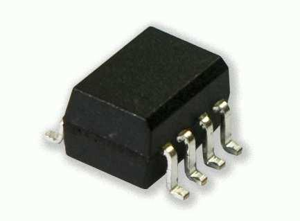 The enable function allows the optical detector to be strobed. The internal shield ensures high common mode transient immunity. A guaranteed common mode transient immunity is up to 10KV/µs at 3.3V.