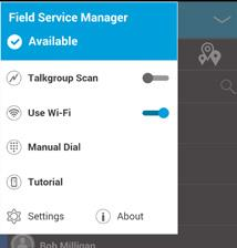 Settings 67 Settings This section describes the settings within the Enhanced Push-to-Talk (EPTT) application and is organized as follows: To change the settings: Important Message Alert Repeat Alert