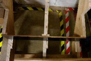 pictures below, you may opt to remove the sub-treads that were under the carpet.
