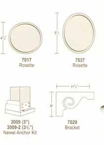 Molding, Trim and Hardware Page 10 Hardware Finishes: A-Antique Brass ABO-Oil Rubbed Bronze B-Brass BL-Black C-Bright