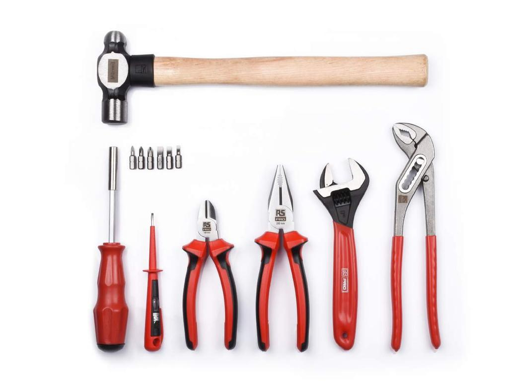 13 Piece Maintenance Tool Kit RS ITEM # 136-3406