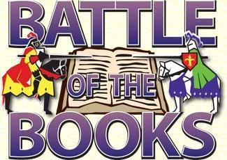 Grade 6 Summer Reading Battle of the Books! Research continues to show that few things help students succeed in school better than reading.