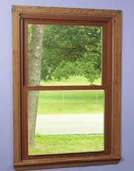 Any damaged or rotten window components must be replaced prior to installation of a new window. Is the opening square? Measure diagonally from corner to corner.