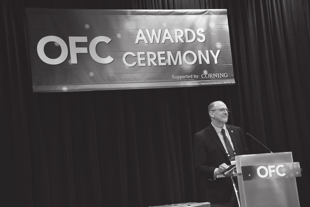 OFC and Sponsor Awards and Honors Awards
