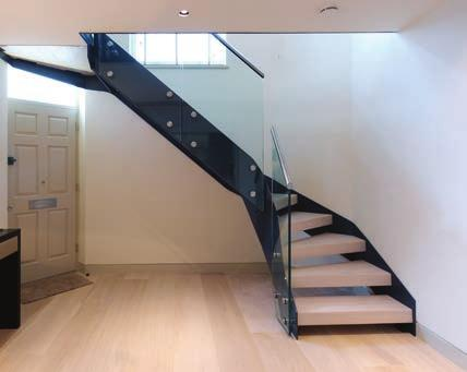 A stunning and stylish staircase offers you the perfect opportunity to impress, whilst reflecting