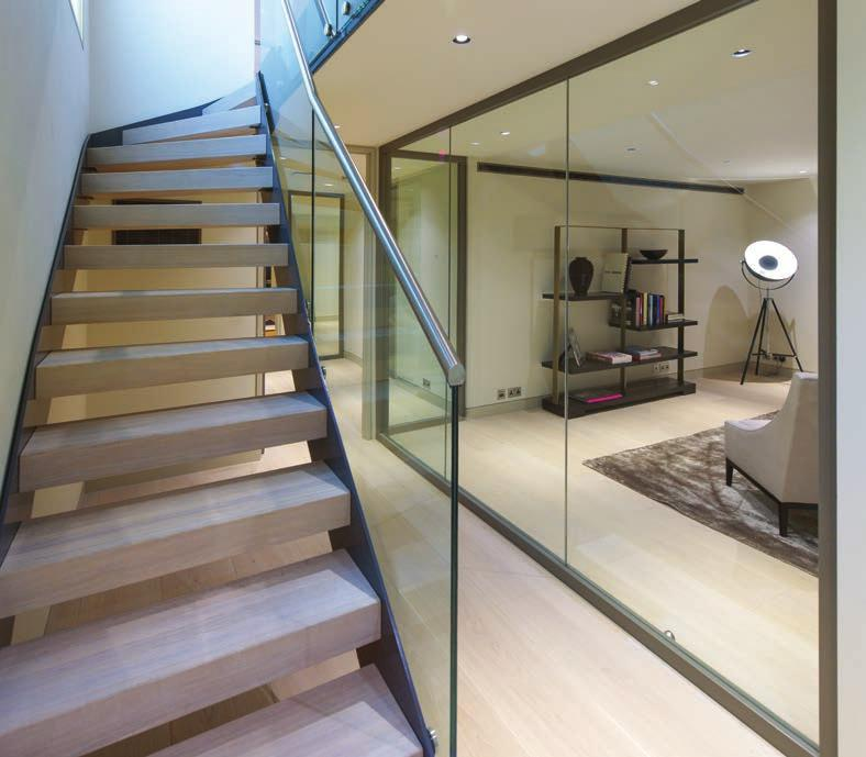 Only recently have home owners and developers started to realised the impact a stair can have in a