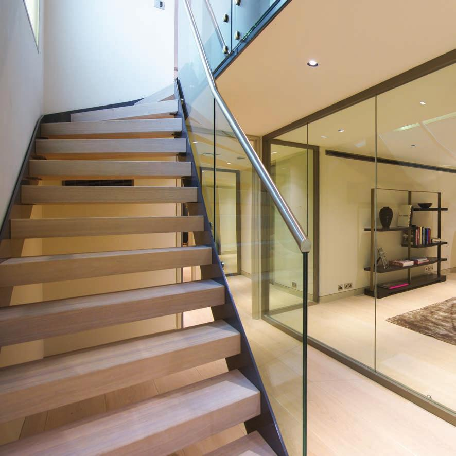 1 Project Broadlands Construction, Mayfair 2014. 2 Project Broadlands Construction, Mayfair 2014.